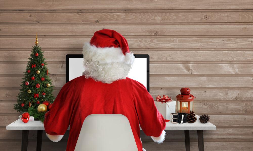Weihnachten Arbeiten